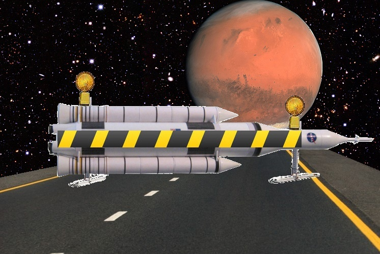 Roadblock to Mars